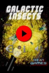 Portada Galactic Insect
